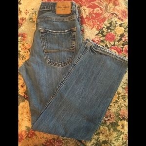 Abercrombie Horton classic straight jeans size 14